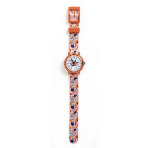 Djeco Armbanduhr 430 Blumen