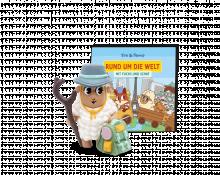 Content Tonie Fox & Sheep Rund um die Welt mit Fuchs und Schaf