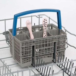 LÄSSIG Kinderbesteck Set – Cutlery, Little Chums Mouse