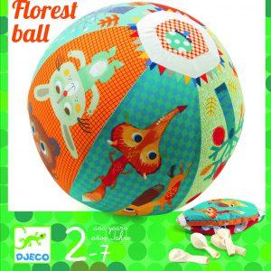 Djeco 2053 Luftballonüberzug Forest Ball