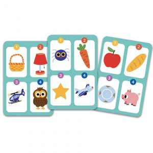 Djeco 5094 Kartenspiel MotaMo Junior