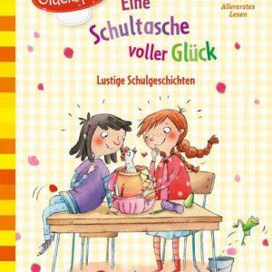 Buch Greta Glückspilz. Eine Schultasche voller Glück. Lustige Schulgeschichten