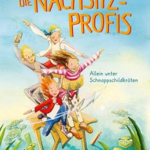 Buch Die Nachsitz-Profis. Allein unter Schnappschildkröten