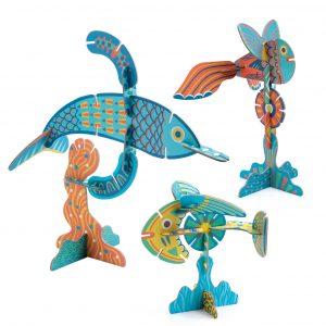 Djeco 5634 Volubo Fisch