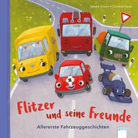 Buch Flitzer und seine Freunde