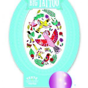 Djeco 9603 Tattoos Birdy