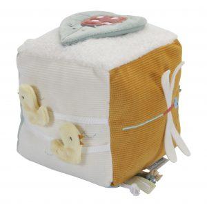 Little Dutch Aktiv-Fühlwürfel Little Goose
