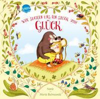 Buch  Wir suchen uns ein Stück vom Glück von Neele Marta Balmaseda