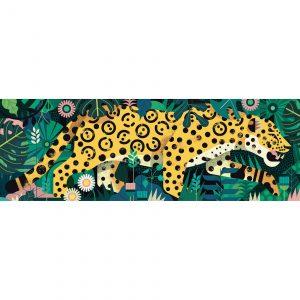 Djeco 7645 Galerie Puzzle Leopard 1000 Teile