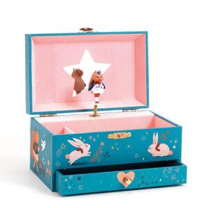 Djeco 6080 Spieluhr Box Magic Melody