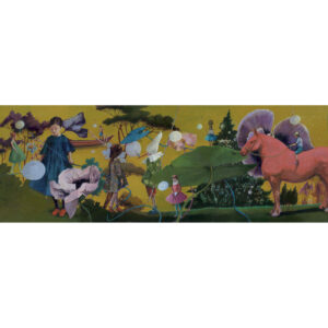 Djeco 7643 Galerie Puzzle Somewhere over the dreams – 1000 pcs