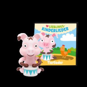 """Content Tonie 30 Lieblings-Kinderlieder """"Tierlieder"""" NEUAUFLAGE"""